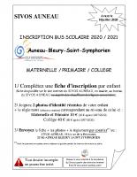 2020 2021 sivos fiche inscription auneau bleury st symphorien